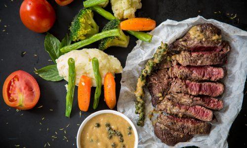 Biefstuk eten zonder schuldgevoel dankzij deze plantaardige versie