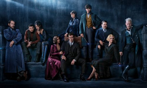 Fantastic Beasts: The Crimes of Grindelwald is chaotisch en gehaast, maar wel magisch